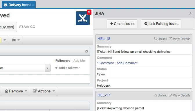 Provide Support With Ful Issue Tracking Tools Using The Jira Helpdesk Integration For Deskpro