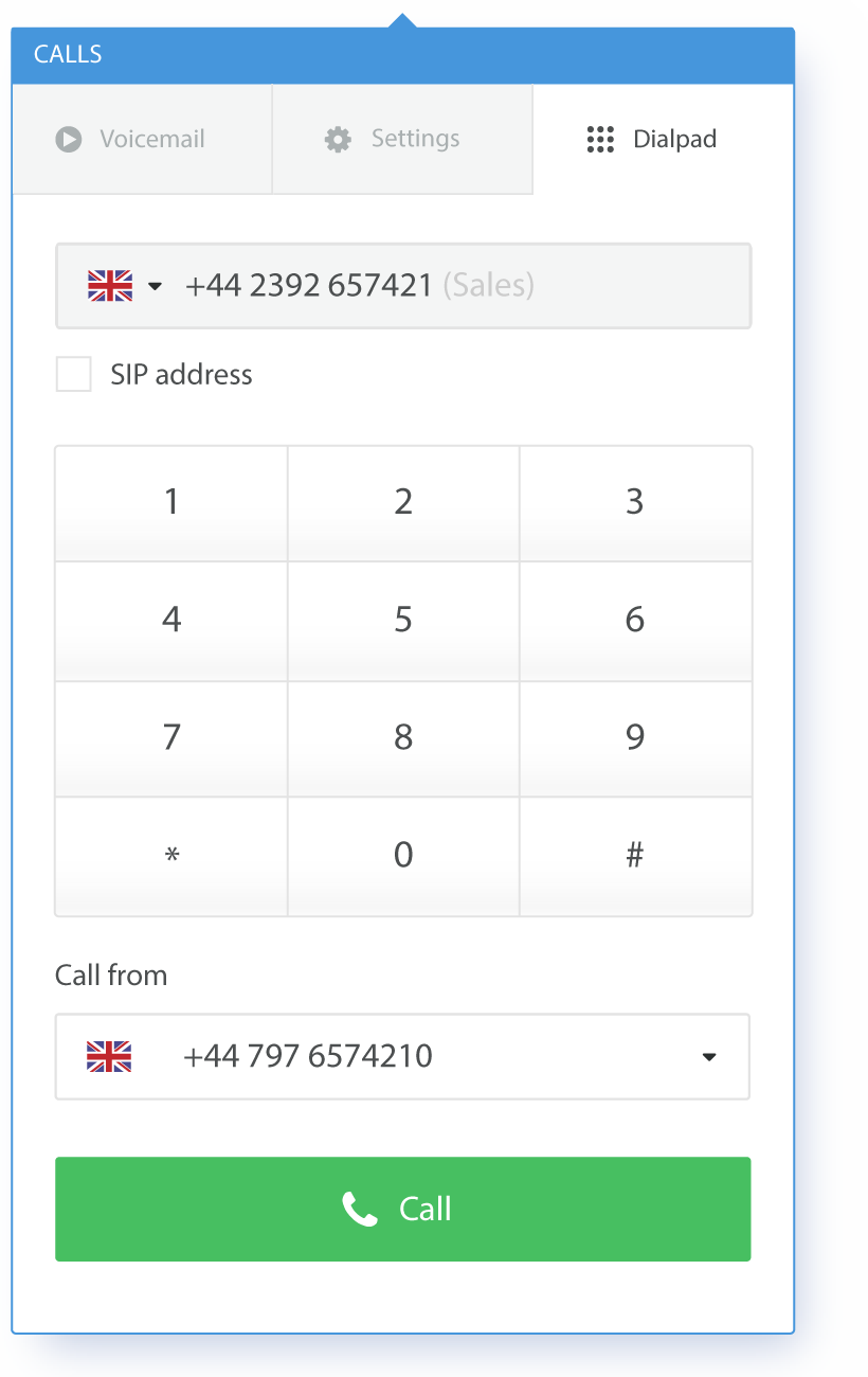 Voice Call Center Software & Helpdesk Phone Support | Deskpro